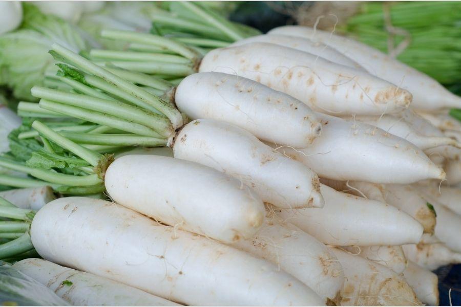 Củ cải trắng