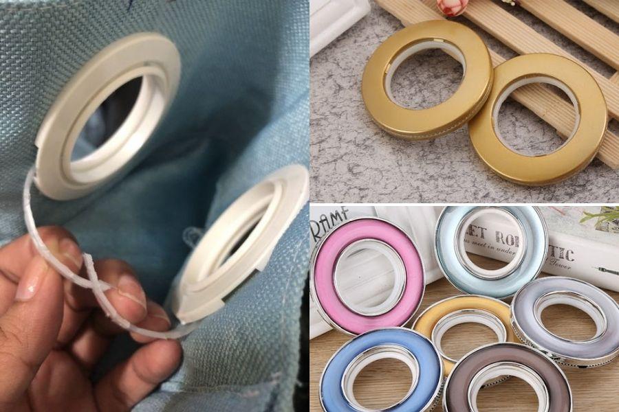 Cách nối khoen treo ore với nhau
