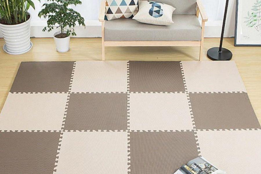 thảm trải sàn chống nước bằng xốp