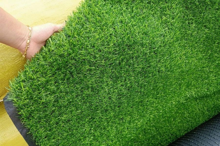 những lưu ý khi sử dụng thảm cỏ nhân tạo